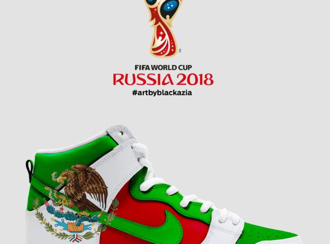 WM 2018 Nike Themes